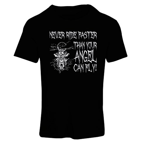 lepni.me Maglietta Donna Motorcycle Quotes Sayings for Bikers (XX-Large Nero Multicolore)