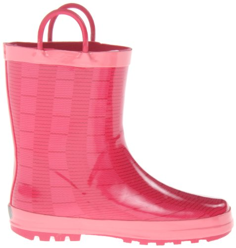 Kamik Ahoy Bambini Unisex Mezza Gonna Wellies Rose