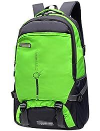 Sucastle bolsa bolsa de nylon bolso al aire libre del hombro mochila bolsa de ocio de