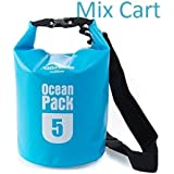 Outdoor Ocean Pack Waterproof Dry Bag Sack Storage Bag for Traveling 5L