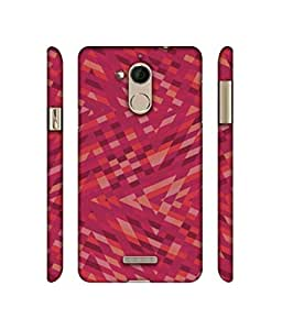 NattyCase Pattern Art Design 3D Printed Hard Back Case Cover for Coolpad Note 5