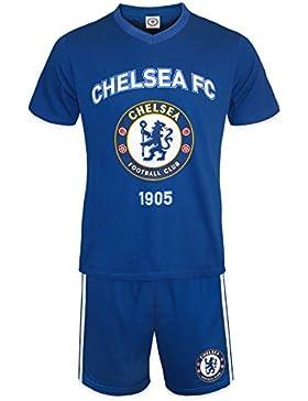 Chelsea FC - Pijama corto para hombre - Producto oficial
