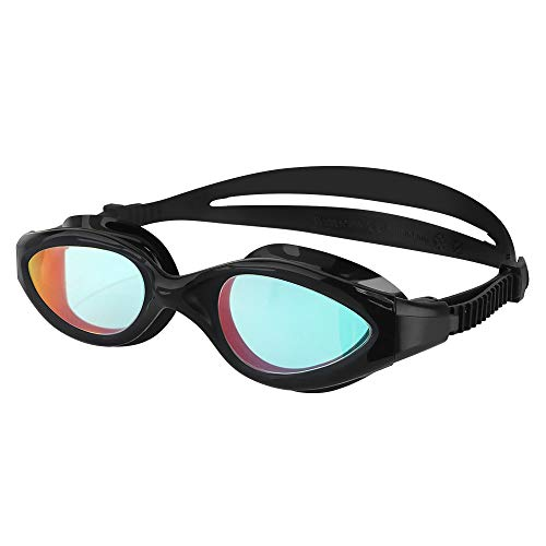 NOTE Barracuda KONA81 Swimming Goggles K932 - One-Piece Frame, Triathlon UV Protection Lightweight Women Water Sport for Adults#93210