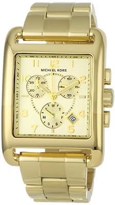Michael Kors MK5436 - Reloj de pulsera mujer, acero inoxidable, color dorado