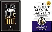 Think & Grow Rich & The Richest Man in Babylon (Set of