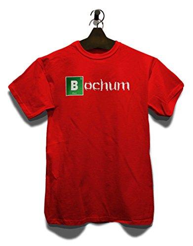 Bochum T-Shirt Rot