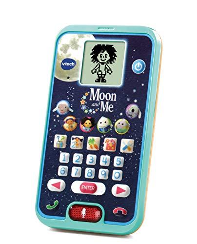 Vtech 525403 Moon & Me Smartphone, Mehrfarbig