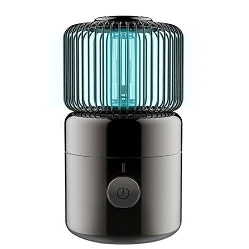 Ozon-lampe (Ultraviolett-Ozon-Doppelt-Sterilisator-Lampen-UVluftdesinfizierer-Reiniger-Ozon-Desinfektion für Geruch-Eliminator-Entferner, tragbarer Gebrauch in der Garderobe, im Kühlschrank, in usw.)