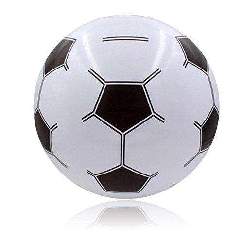 Majome 10 stücke 2018 Weltcup Aufblasbare Fußballschule Training Bälle Fußball Kinder Schule Geschenk (10 Sortierte Bälle)