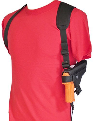 Shoulder Holster for Springfield XD 9mm, XD 40, XD 45 with 4 Barrel by Federal Holsterworks (Holster Xd 45)