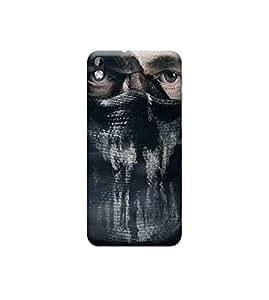 Ebby Premium 3d Desinger Printed Back Case Cover For HTC 816 (Premium Desinger Case)