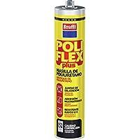 Krafft poliflex-plus - Adhesivo/a poliflexplus poliuretano negro (cartucho 300ml)