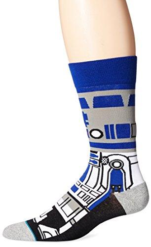 Stance Droid Star Wars Socks Blue Large(9-12UK)