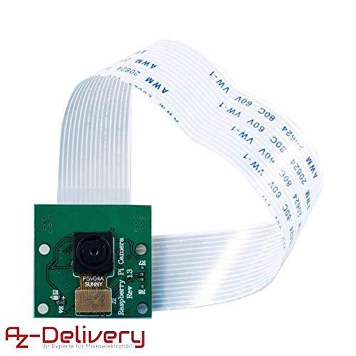 AZDelivery ⭐⭐⭐⭐⭐ Kamera für Raspberry Pi mit gratis eBook! (Raspberry Pi Pi Cam)