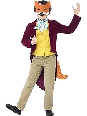 Smiffy's Children's Roald Dahl Fantastic Mr Fox Costume