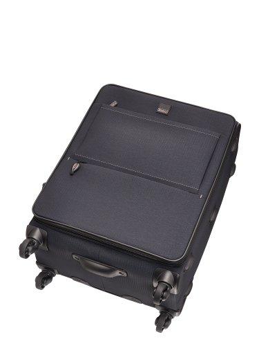stratic koffer agravic4all 2 trolley l 76 cm 120 liters schwarz black 3 9587 75. Black Bedroom Furniture Sets. Home Design Ideas