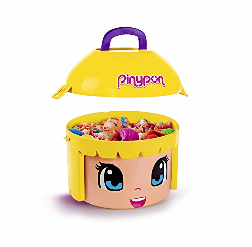 Pinypon Maxi Box Contenedor, única (Famosa 700014085)