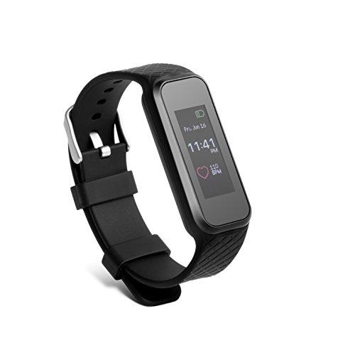 Image of Technaxx Fitness Armband Heart Rate TX-81 mit Touch-Display Überwachung von Puls, Fitness, Schlafphasen Erinnerungen, Anrufe, SMS, E-Mail,Smart Fitness Tracker Herzfrequenzmesser Aktivitätstracker