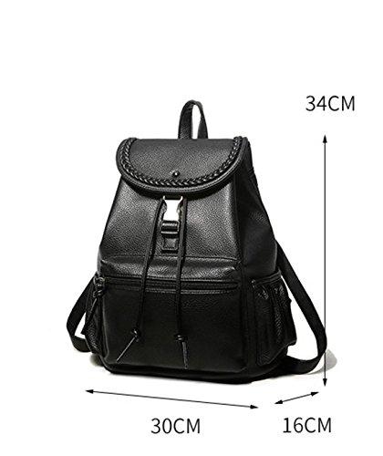 Doppelte Umhängetasche/ koreanische Mode Handtaschen/College-Wind-Tasche/Damentasche-A A