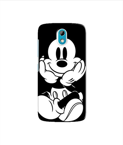 Kaira High Quality Printed Designer Soft Silicon Back Case Cover For HTC Desire 526G Plus(323)