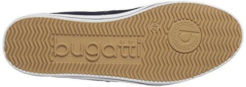 Bugatti F48083 Herren Sneakers Blau (navy 423)