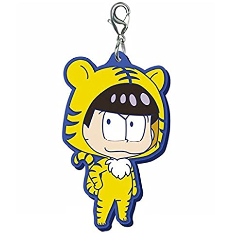 Tiger Mascot Costume - The most lottery Osomatsu's go out with