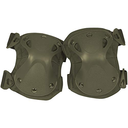 VIPER COMBAT TACTICAL HARD X KNEE PADS TACTICAL PROTECTION AIRSOFT -
