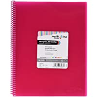 Grafoplás 39833354 - Carpeta de Fundas y Tarifarios, A4, 30 fundas, color rosa