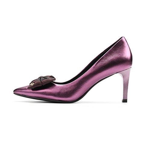 XTIAN - Scarpe con Tacco Donna Violett