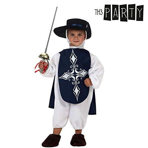 Costume per Neonati Th3 Party Moschettiere