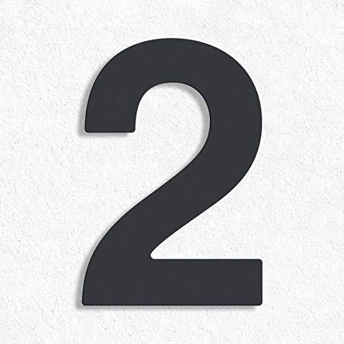 Hausnummer geeignet -