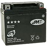 Batterie JMT GEL - YTX5L-BS 12 Volt - Kymco Agility 50 MMC 4T R12 U60050 année de construction 2007-2011