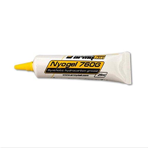 Armytek NyoGel 25ml - Silikonfett/Schmierstoff/Mehrzweck z.B für Taschenlampen