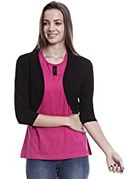 OCEAN RACE Women's Cotton Short Length Shrugs