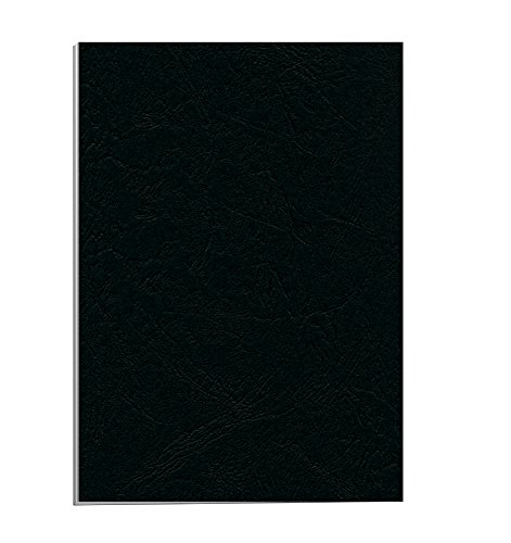 Fellowes Delta Leatherboard - Portadas de encuadernación (A4, 250 g/m², 25 unidades)