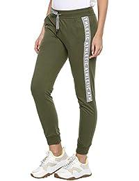 Alan Jones Clothing Women's Cotton Track Pants Joggers