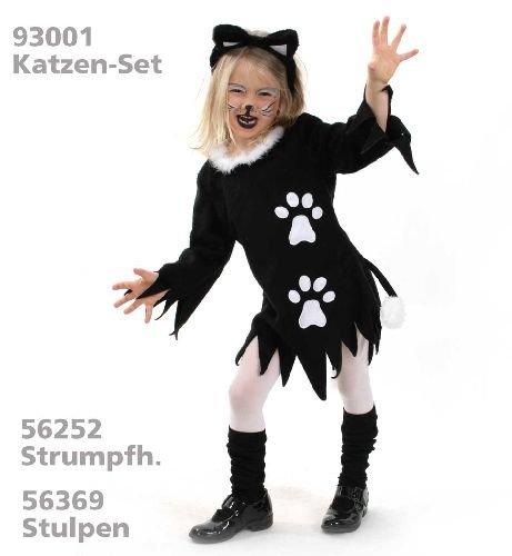 Kätzchen Kleid Katze Plüsch Mädchen Kostüm Gr. - Plüsch Katze Kostüm