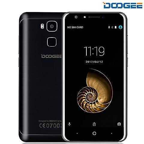 SIM Free Smartphones, DOOGEE Y6C Dual SIM Unlocked Mobile Phones