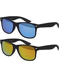 Superdry SDS Enso 013 Sonnenbrille in schwarz/neon grün 49/22 NSKU16h9r