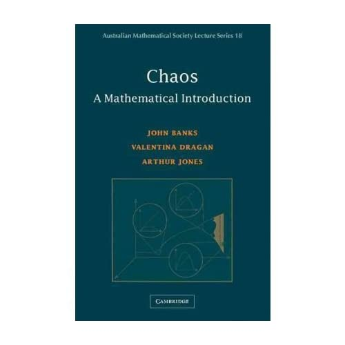 [(Chaos: A Mathematical Introduction)] [Author: John Banks] published on (August, 2003)