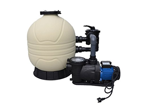 WelaSol® Filteranlage Basic Star 600 mit Aqua Star Pro Pumpe