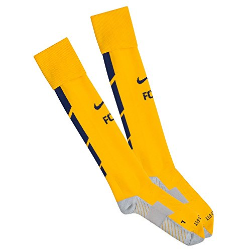 be91c7343 Nike 658640-739 Chaussette Homme, University Gold Loyal Blue, FR : L (