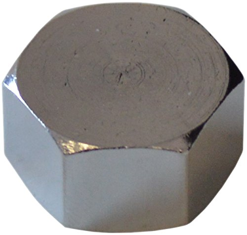 sanicomfort 1834690 Verschlusskappe Messing