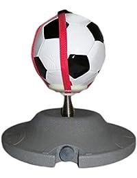wonderday Base de Entrenamiento de fútbol,Fútbol Kick Entrenador, Entrenamiento de Velocidad de fútbol,Entrenamiento de fútbol con Base Llena de Arena para Speed Ball Entrenamiento rápido de Pelota