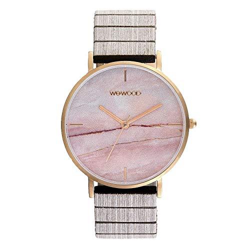 WeWood Reloj Mujer Aurora Marble Nude 70235820000
