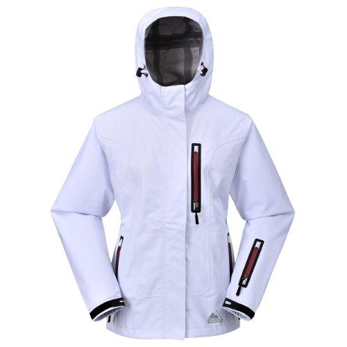 Cox Swain Damen 3-Lagen Hardshell Outdoor Jacke Lisa 8.000mm Wassersäule 5.000mm atmungsa