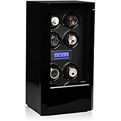 Royal Modalo MV3 Watch Winder for 8 Automatic 2808113 in Black