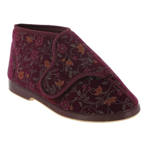 GBS Bella - Chaussons - Femme Vin