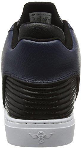 Creative Recreation Lasala - Scarpe da Ginnastica Alte uomo Blu (Blue (Navy White Geo))