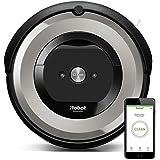 iRobot Roomba e5154 - Robot Aspirador Óptimo Mascotas, Succión 5 Veces Superior, Cepillos de